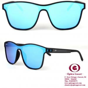 Auro azul espejada de 1+ sunglasses
