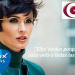 Paz Vega con Varilux Solutions