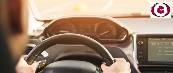 La vista es fundamental en la conducción