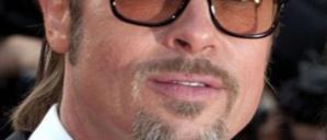 Brad Pitt con gafas