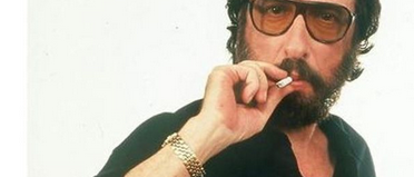 Eugenio humorista con gafas
