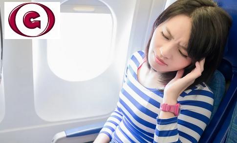 mareos y vértigos, frecuentes al viajar en avion, coche y tren