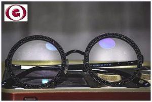 Gafas con tratamiento antirreflejante