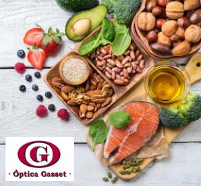 Alimentos beneficiosos para la vista