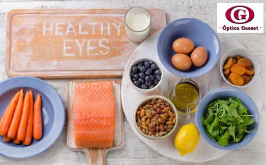 Alimentos buenos para tus ojos