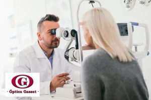 La lámpara de hendidura ayuda al diagnóstico de alteraciones oculares