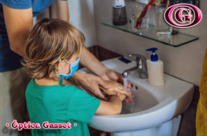 La mascarilla y la higiene de manos son medidas fundamentales de protección frente el coronavirus