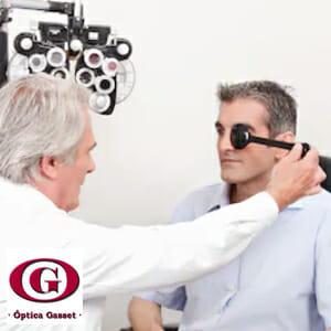 Revisa tus ojos una vez al año para descartar problemas visuales