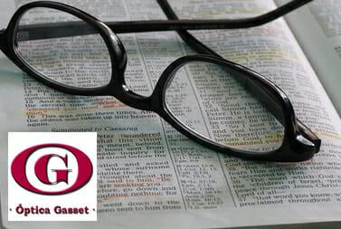 Los microscopios ayudan a la lectura en casos de baja visión