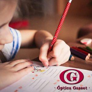 La salud visual del niño redunda en su rendimiento escolar