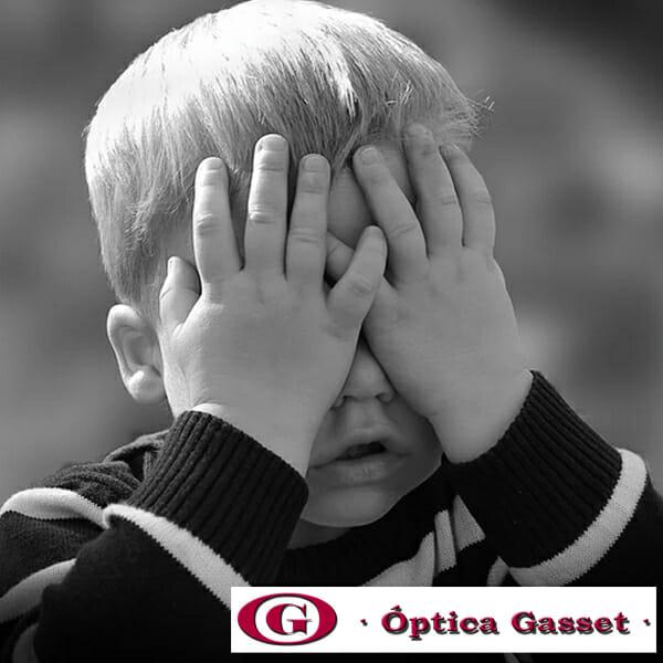 Las revisiones de la vista son necesarias en los niños