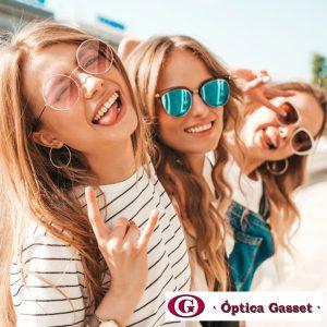 Los adolescentes disfrutan más utilizando lentillas
