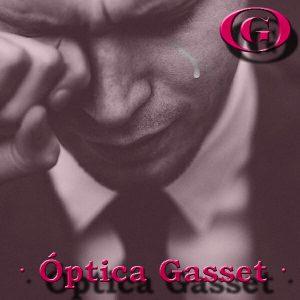 El lagrimeo es otro de los signos que nos avisan de la existencia de problemas oculares