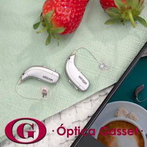 Audífonos Oticon RITE