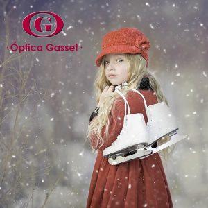 Ir a la nieve implica que debemos proteger nuestra vista