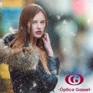 En invierno, cuidar nuestra vista no está de más
