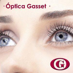 Un examen ocular nos permitirá saber si eres apto para utilizar lentillas cosméticas